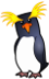 Snares Island Technology Penguin